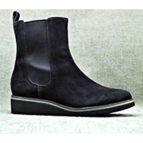 927ee232c55 Cole Haan Nike Air Waterproof Chelsea Booties